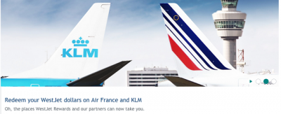 November 15 Update: WestJet Rewards becoming a real contender, YYC to YYZ via AMS on Air France KLM & 2 new Canadian Marriott stay bonuses + MORE Nov 16th
