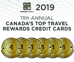 Podcast Episode 51 is here! We discuss Canada's Top Travel Rewards Credit Cards for 2019