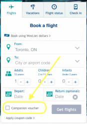 March 21 Update: You can now redeem WestJet companion vouchers online, U.S./U.K. electronics travel ban & more! Mar 22nd