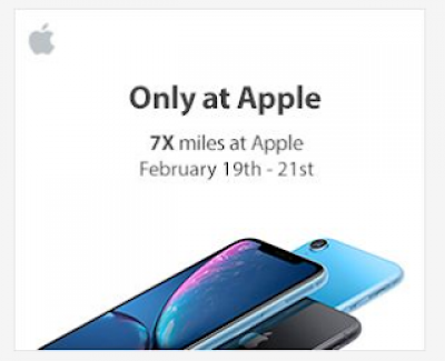 February 19 Update: 7x Aeroplan Miles for Apple Store purchases (online), Wyndham Rewards abandoning the one flat rate award redemption and more!
