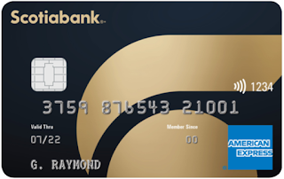 Scotiabank Gold American Express - Enhancements launch today along with an increased welcome bonus