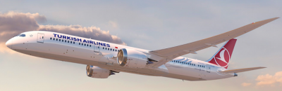 February 5 Update: Turkish Airlines Vancouver route now open for reservations, new Amex Offer for Wayfair and 10 new bonus offers