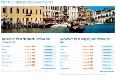 Jun 4 Update: Double Aeroplan Miles at Choice Hotels, AF KLM Business Class sale (again), Alfursan buy miles bonus worth it?