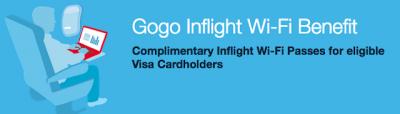 September 25 Update: 12 Free Inflight Wi-Fi passes for select Visa cardholders, 20% off WestJet flights and six new bonuses