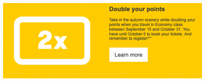 Top 5 Credit Card Sign Up offers for September – These cards provide some of the best value out of their welcome bonuses + MORE Sep 11th