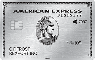 New 100,000 point bonus for the Business Platinum from American Express Card