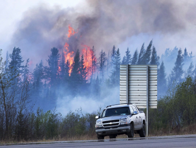 Fort McMurray fire: Home insurance and clean up tips + MORE May 10th