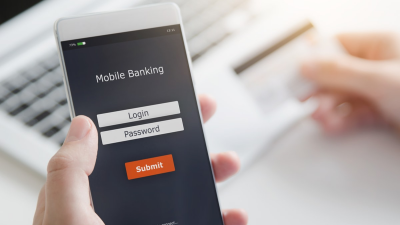 Online and Mobile Banking During the COVID-19 Pandemic