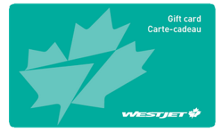 October 5 Update: You can now buy WestJet Gift Cards, 200 bonus Aeroplan Miles on your 1st Esso fuel purchase & more!