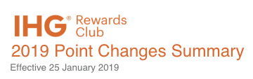 January 14 Update: IHG point changes delayed to January 25, Earn up to 500 bonus AIR MILES for booking flights via Redtag & more! + MORE Jan 15th
