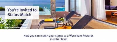 Earning Stories: Completing the Wyndham Rewards Elite Status Match Challenge