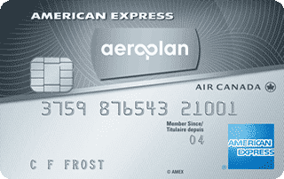American Express AeroplanPlus cards see limited time enhanced earn rates on all purchases