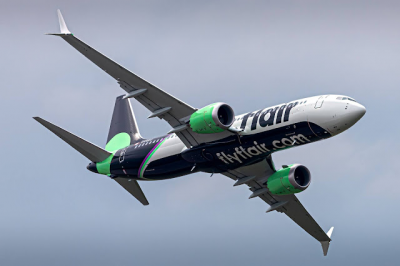 October 7 Update: Flair Airlines to offer Toronto-Palm Springs flights, earn 2x miles on all TAP Air Portugal flights & Ethiopian Airlines eyes Montreal-Addis Ababa route