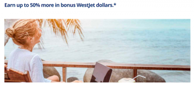 February 8 Update: Targeted WestJet Rewards Flight Bonus Offer, Rogers World Elite Mastercard review and 11 new bonus offers