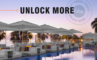 October 29 Update: Marriott's Unlock More promotion kicks in today, Air Canada Maple Leaf Lounge membership offer extended & a Canalta Rewards contest for Roughriders tickets!