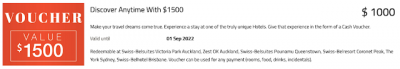 May 14 Update: Receive 50% more value on hotel vouchers for future travel to Australia/New Zealand, don't use PayPal for Aeroplan's eStore co-brand card promotion & more!