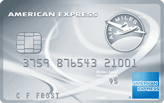 New increased welcome bonus of 3,000 miles on the American Express® AIR MILES®* Platinum Credit Card + MORE Oct 21st