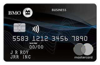 One week left to grab the 50,000 bonus point offer on the  BMO Rewards® Business Mastercard®