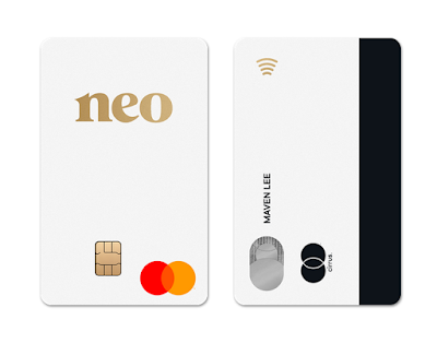 An introduction to Neo Financial - one of Canada's newest credit card and savings reward programs
