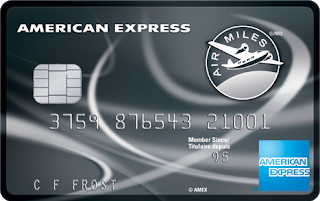 Increased sign up bonus for the American ExpressAIR MILES Reserve Credit Card - now earn up to 3,800 AIR MILES