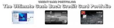 The Ultimate Cash Back Credit Card Portfolio
