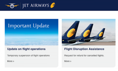 April 17 Update: Jet Airways suspends all operations, fly Air Italy from Toronto to Rome for under $750 & more! Apr 18th