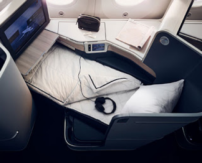 Aeroplan Availability Alert - Lie Flat Business Class on 787 Dreamliner between Vancouver and San Francisco