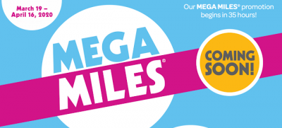 AIR MILES Mega Miles was set to launch this week but has now been postponed