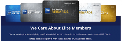 February 10 Update: Best Western Rewards halves 2021 elite qualification requirements, Marriott to add 19 all inclusive resorts from Canada's Sunwing Travel & a 40,000 bonus PC Optimum point offer