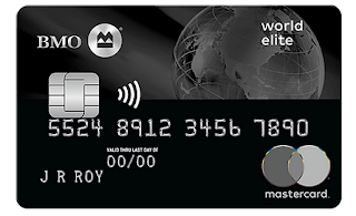 BMO Rewards World Elite Mastercard first year fee waiver returns with 35,000 point sign up bonus