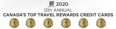 Podcast Episode 64 - Canada's Top Travel Rewards Credit Cards for 2020