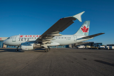 Air Canada will fly their all business class AC Jetz aircraft to select winter destinations