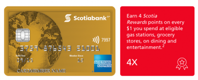 Using the Scotiabank Gold American Express card to redeem for any travel – whale watches included! + MORE Apr 16th
