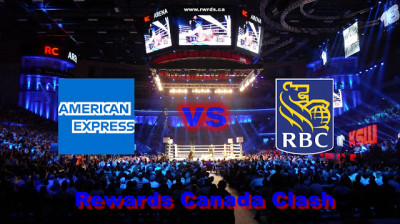 Rewards Canada Clash of the Reward Charts! Amex Fixed Points for Travel versus RBC Avion Air Travel Redemption