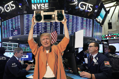 Donald Trump is the stock market's desperate ex-boyfriend