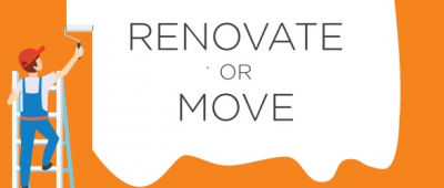 Half of Canadians Would Rather Renovate than Relocate Mar 24th
