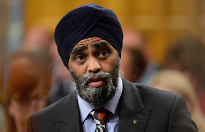 What's happening to Canada's defence spending? Harjit Sajjan responds