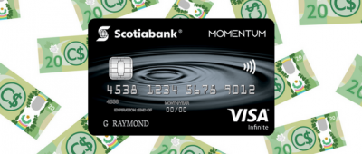 Scotia Momentum® VISA Infinite* Review May 15th