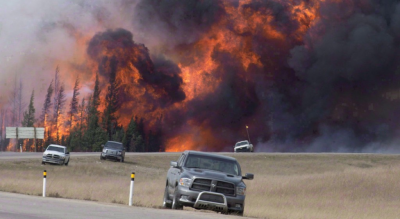 The costs of the Fort McMurray fire May 6th