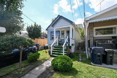 This detached home in Toronto is listed for $750,000. Nearby homes have sold for a million. Why is it priced this way? Oct 8th