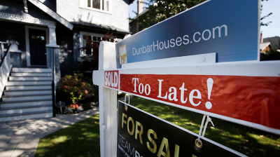 Housing sales fall in most markets across Canada – The Globe and Mail + MORE Jul 17th