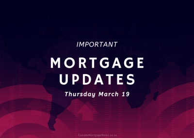 Big Banks Announce Mortgage Deferral Relief for Homeowners + MORE Mar 20th