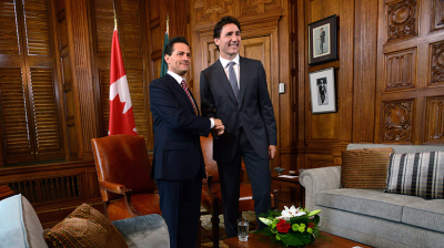 Is now the time for Mexico and Canada to become the 'two amigos?' + MORE Dec 3rd