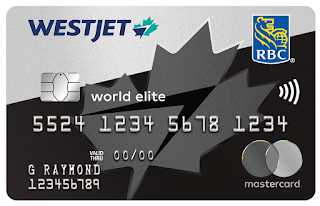 Last day to grab the limited time increased welcome bonus of 350 WestJet dollars on the WestJet RBC World Elite Mastercard