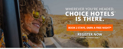 June 26 Update: Choice Hotels earn a free night promo won't start until July 10 for Canadians, 2 new RBC offers & Canadians could possibly visit Europe soon