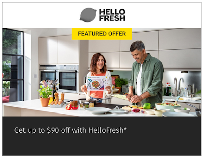 Another round of new RBC Offers - Discounts for Ebay, Hello Fresh and Venque plus Little Burgundy offer extended