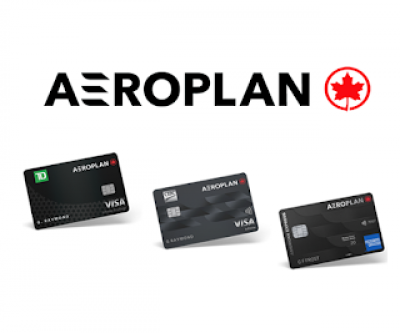 The New Aeroplan credit cards compared