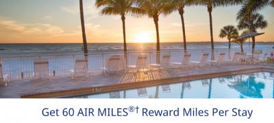 AIR MILES: Earn 40 Bonus Reward Miles for Best Western stays until July 6