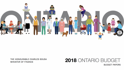 26 ways the 2018 Ontario Budget affects your wallet + MORE Mar 29th