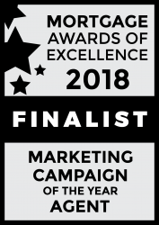 Mortgage Awards of Excellence Marketing Campaign of the Year Finalist!